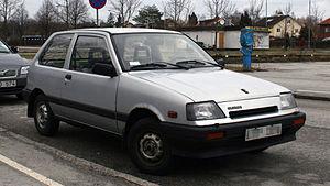 Suzuki Khyber - Suzuki Khyber