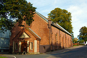 Svend Foyn - Svend Foyn Chapel in Tonsberg