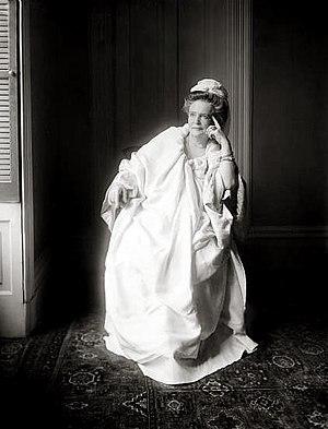 Ann O'Delia Diss Debar - A portrait of Ann O'Delia Diss Debar