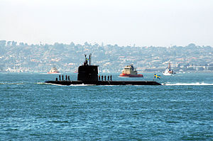 Swedish attack submarine HMS Gotland.jpg
