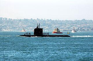 <i>Gotland</i>-class submarine submarine class