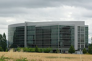 Synopsys - Building on the Hillsboro, Oregon, campus