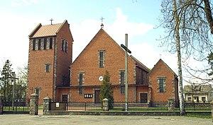 Sypniewski - Sypniewski family church in Sypniewo