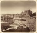 Syr Darya Oblast. City of Turkestan. Baky Masjid, a Section of the City WDL10955.png