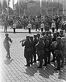 Szentháromság tér, Szent István-napi ünnepség. Fortepan 23016.jpg