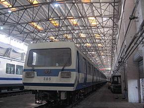 北京地铁GTO型电动车组