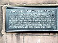 THE LIBRARY PLAQUE (14577870015).jpg