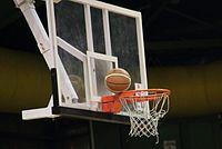 Panneau de basket-ball