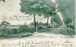 TRISTANT - GUISCARD - La Gare et l'Avenue.JPG
