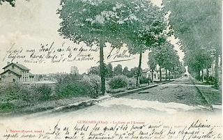 Guiscard Commune in Hauts-de-France, France