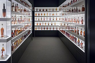 Frazier History Museum - The Bottle Hall will showcase every brand of bourbon currently produced in the state of Kentucky.