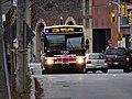TTC bus 7700 on the Esplanade, 2014 12 28 -d (16132577456).jpg