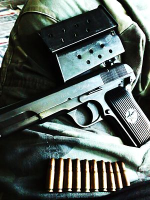 English: A chinese Tokarev