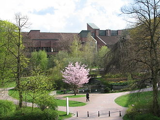 Hamburg University of Technology - TU Hamburg Campus
