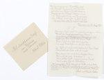 Tackskrifvelser från nödlidande i Weimar - Hallwylska museet - 105245.tif