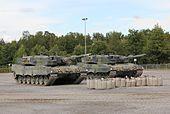 Taistelunäytös Leopard 2A4 Kokonaisturvallisuus 2015 08.JPG