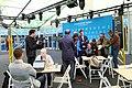 Tallinn Digital Summit press presentation- e-Estonia (37111827730).jpg