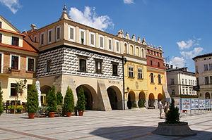 Lesser Poland - Mannerist architecture in Tarnów