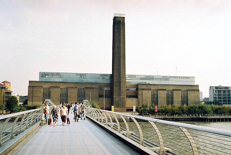 Tate Modern (Londres – Reino Unido)