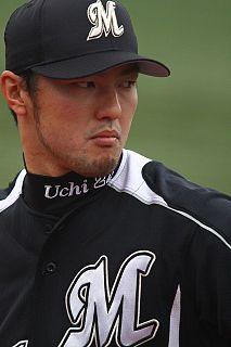 Tatsuya Uchi Japanese baseball player