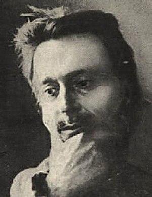 Lev Chernyi - Image: Tcherny Lev