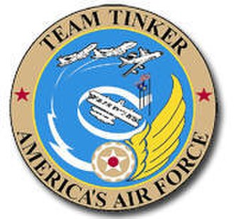 Tinker Air Force Base - Image: Team Tinker 2004