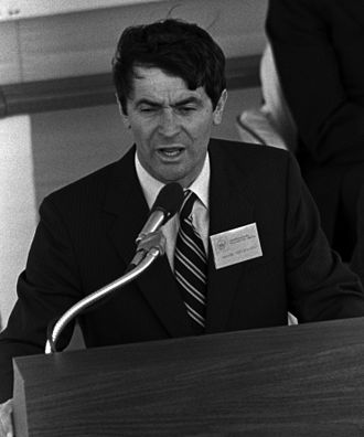 1982 United States Senate election in Utah - Image: Ted Wilson 1984