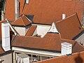 Telč, zámek, střechy 02.jpg