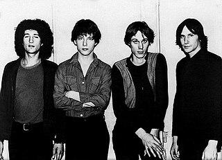 Television (band) American post-punk band