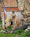 Temple founded in the 8th century, Dolpo, Nepal in 2014 (cropped).jpg