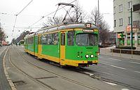 Temporary tram line 22 in Poznan (13).JPG