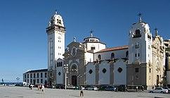 Basílica de Nuestra Señora de la Candelaria, Candelaria, Isla de Tenerife (Canarias, España). (1959)