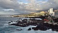 Tenerife Puerto de la Cruz coast afternoon 2014.jpg
