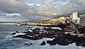 Tenerife Puerto de la Cruz coast afternoon 2014.jpg