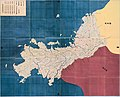 Tenpō Kuniezu - Nagato Province (National Archives of Japan).jpg