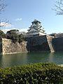 Tenshu and Inner Moat of Osaka Castle 1.jpg