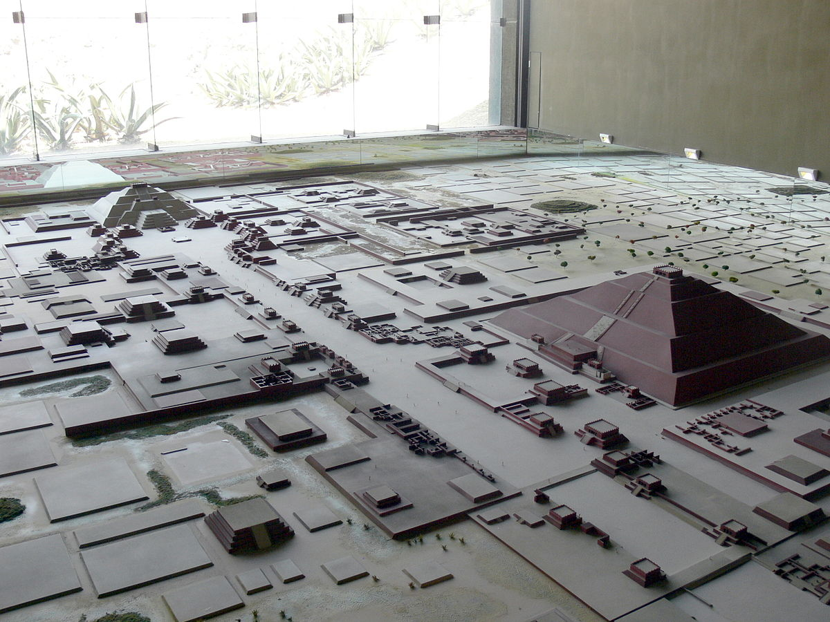 Arte de teotihuac n wikipedia la enciclopedia libre for Que es arquitectura wikipedia