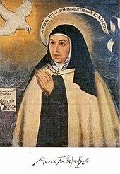 Teresa Of ávila Wikipedia