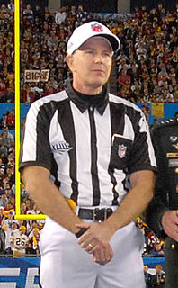 Terry McAulay American football official