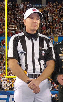 Terry McAulay at Super Bowl 43.jpg