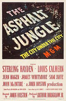 La jungle d'asphalte (affiche 1950) .jpg