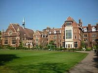 The Cavendish Building, Cambridge (Homerton College) 2012.jpg
