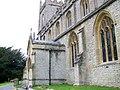 The Church of St John the Baptist, Pilton - geograph.org.uk - 1498708.jpg