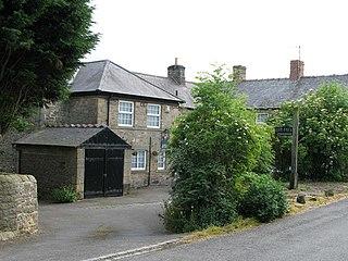 Newton, Northumberland Human settlement in England