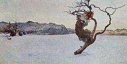 Giovanni Segantini: The Evil Mothers