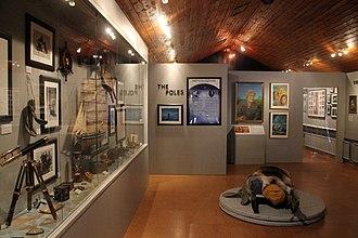 The Exploration Museum - Image: The Exploration Museum interior