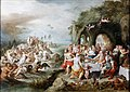 The Feast of the gods by Frans Francken II.jpg
