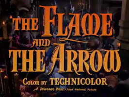 The Flame and the Arrow by Jacques Tourneur 1950.png