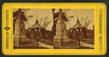 The Garfield Obsequies at Cleveland, catafalque, showing Perry Monument, from Robert N. Dennis collection of stereoscopic views.png