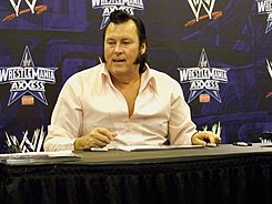 The Honky Tonk Man at autograph session (2009).jpg